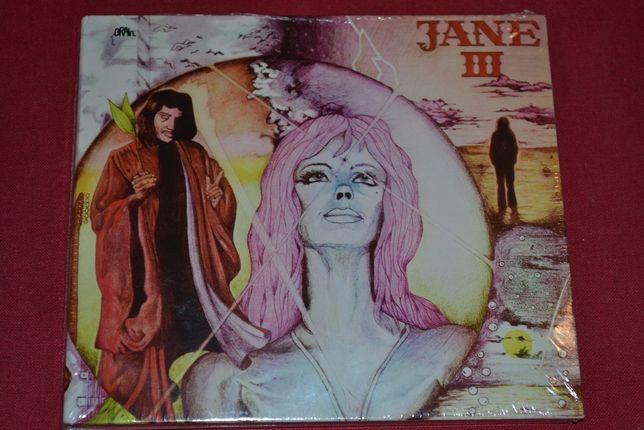 """Jane """"Jane III""""-1974. Фирменный, Запечатанный. Издание 2004 года."""