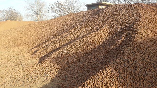 Керамзит щебень, песок, арматура, отсев, чернозём, вывоз строй мусора.