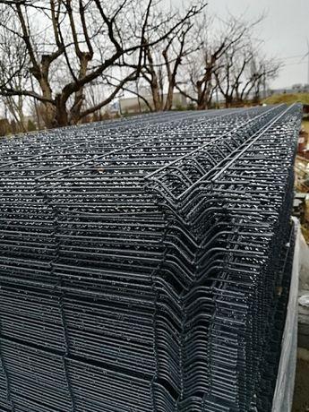 panel grafit ogrodzeniowy,h 1530 50x200