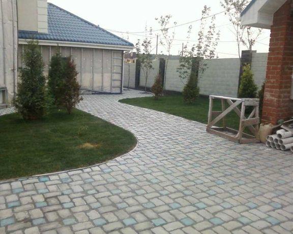 Укладка тротуарной плитки / камня без посредников