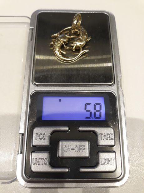 Złota zawieszka 585 próba 150zł gram