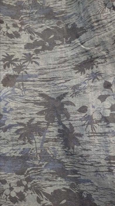 Koszula męska, palmowy klimat, George, rozmiar M, krótki rękaw Błędów - image 1