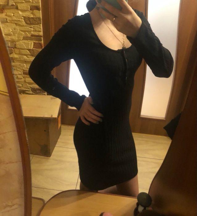 Плаття чорного кольору Тернополь - изображение 1