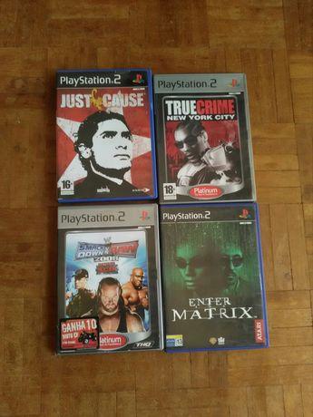 Jogos para playstation 2