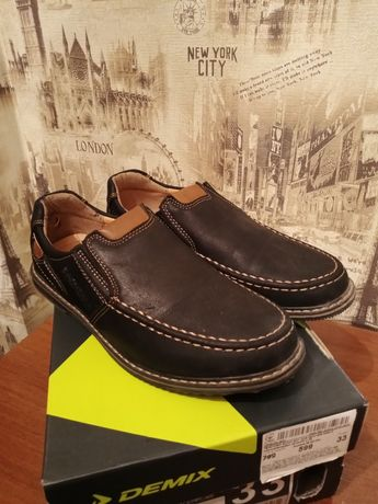 Туфли для мальчика 35р-р
