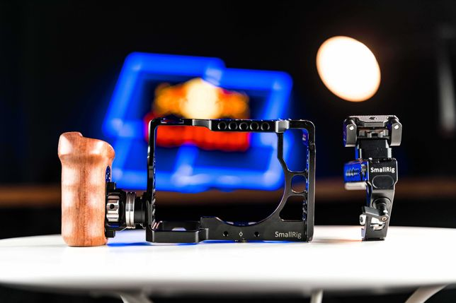 Cage Small Rig Sony a7iii  [KIT]