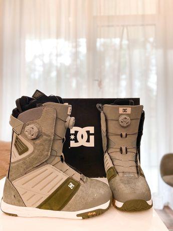 Сноубордические мужские ботинки DC 42р, сноуборд (Burton)