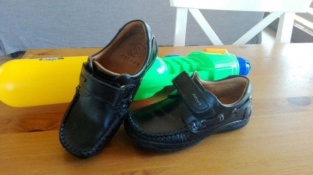 Buty dla chłopca - mokasynki
