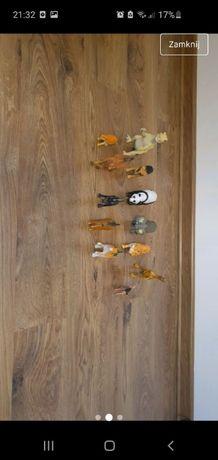 Figurki zwierzęta i dinzaury