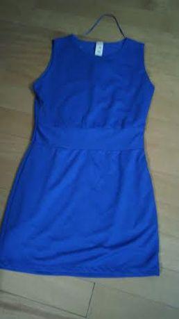 Vestido Modalfa Azul M