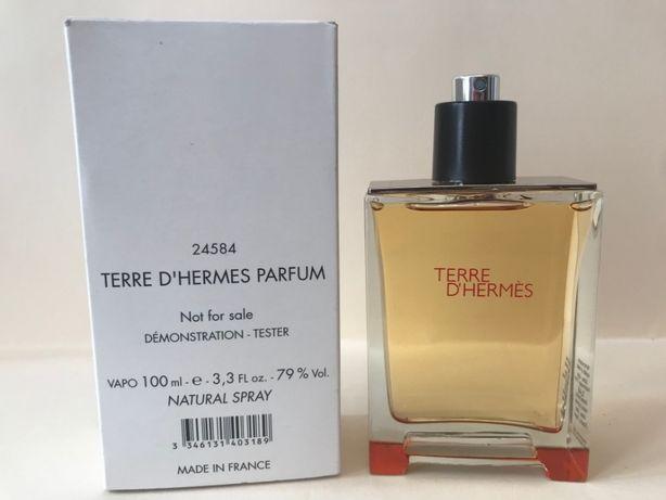Hermes Terre d'Hermes 100ml. Tester Okazja