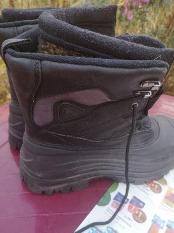 Kamik зимние непромокаемые ботинки