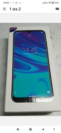 Ulefone Note 9P Aurora Blue Ulefone 4/64