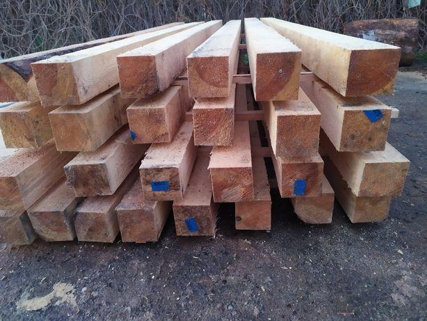Kantówki krawędziaki 10x10 altanka domek sosna tarcica