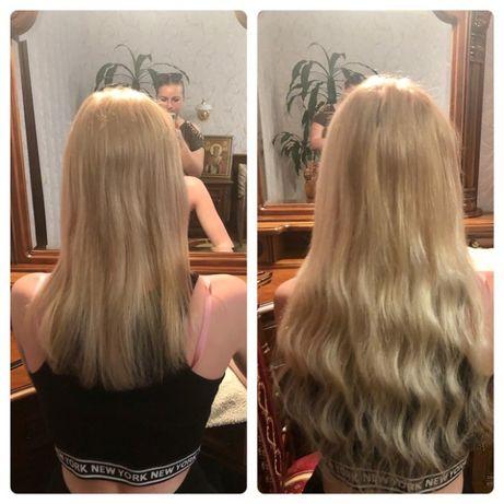 Наращивание волос 900грн, снятие волос 400грн.