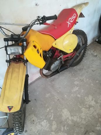 Mota Sachs - Motocross