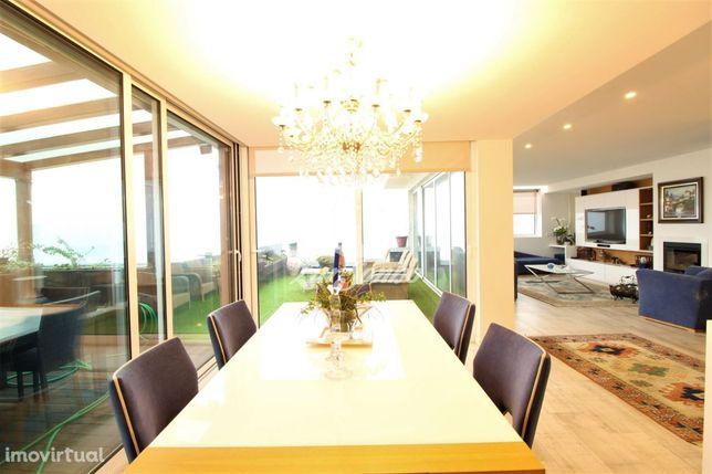 Apartamento T3+ c/2 Terraços, 1º linha de mar Av Banhos - Póvoa de ...