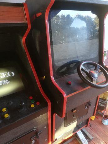 Automat do gier Maszyna Neo-Geo Arcade Auta Zamienię
