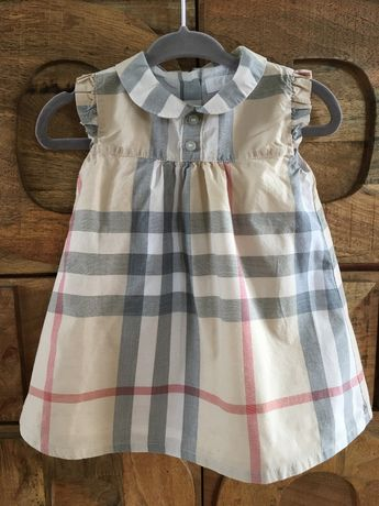 Sukienka Burberry r.68