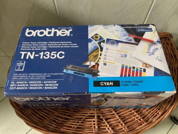 Toner Brother TN-135C CYAN oryginal