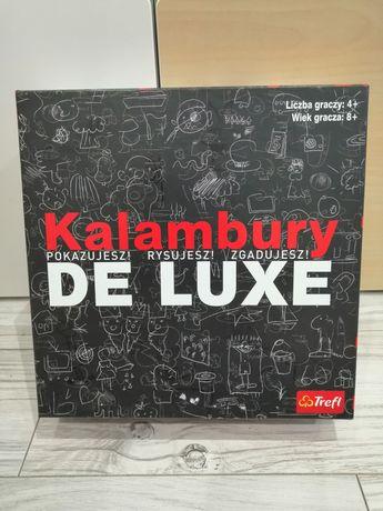 Gra Kalambury De Luxe Trefl