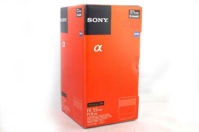 Sony FE 55mm 1.8 Zeiss nova