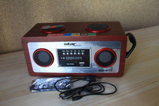 Портативный радиоприемник Star RS-818