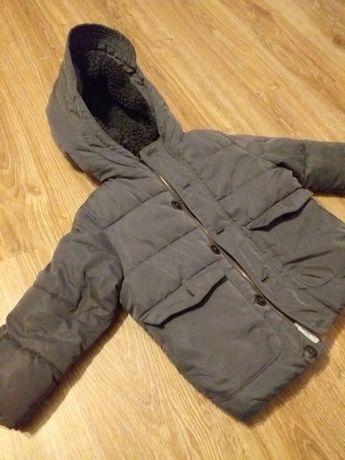 Kurtka zimowa dla chłopca Zara