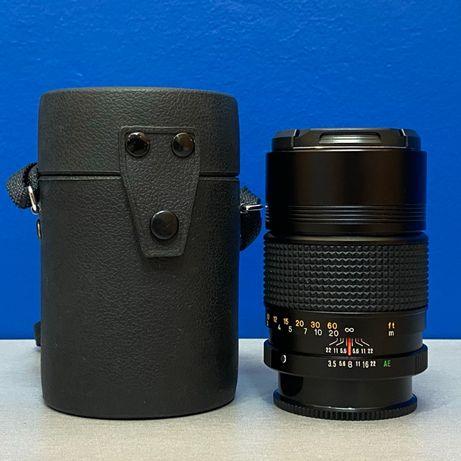 Konica Hexanon AR 135mm f/3.5