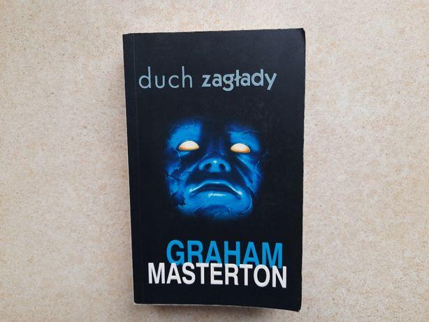Duch zagłady Graham Masterton