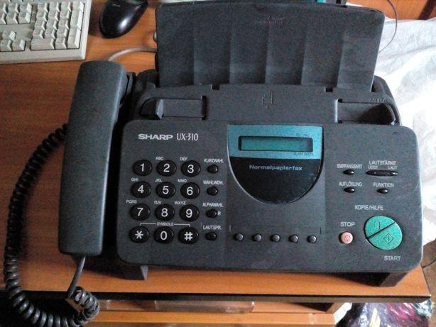 Телефон Sharp ux-310
