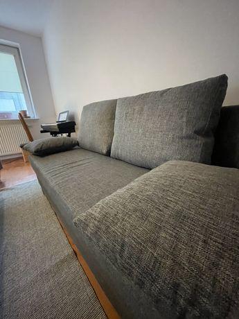 WEEKENDOWA PROMKA Nowe Łóżko/sofa Ikea rozkładana szara