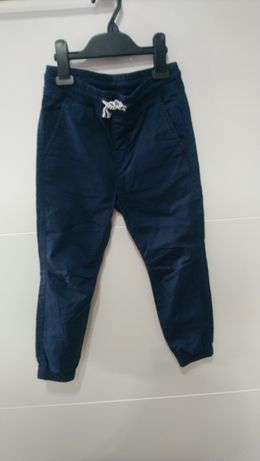 H&M spodnie  122