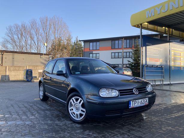 Volkswagen Golf IV 1.9 TDI 110KM klimatronic el.szyby