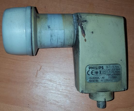 Konwerter satelitarny Philips