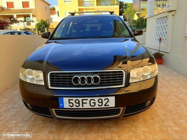 Audi A4 Avant 1.9 TDI M6 Exclusive