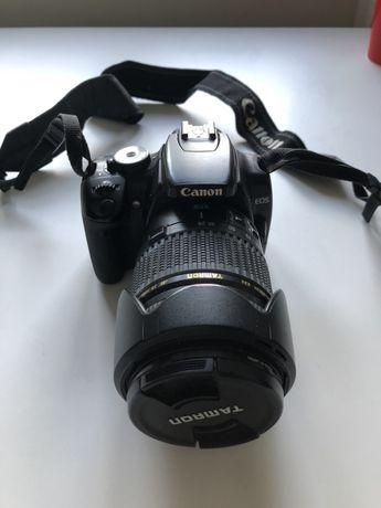 Canon 400D + Objectiva Tamron 28-300