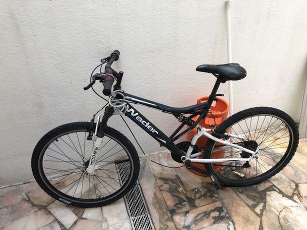 Bicicleta usada ..
