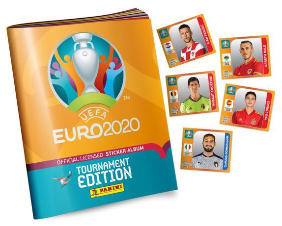 300 Cromos Euro 2020