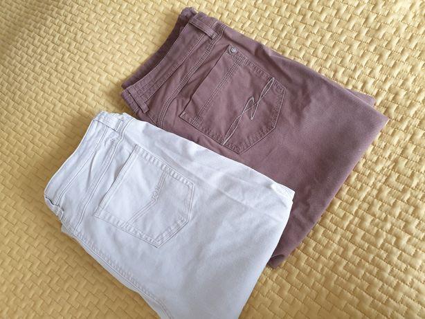 Dwie pary spodni...