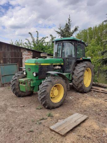 Traktor John deere 3650