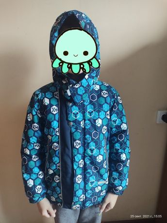 Куртка lenne зимова зимняя