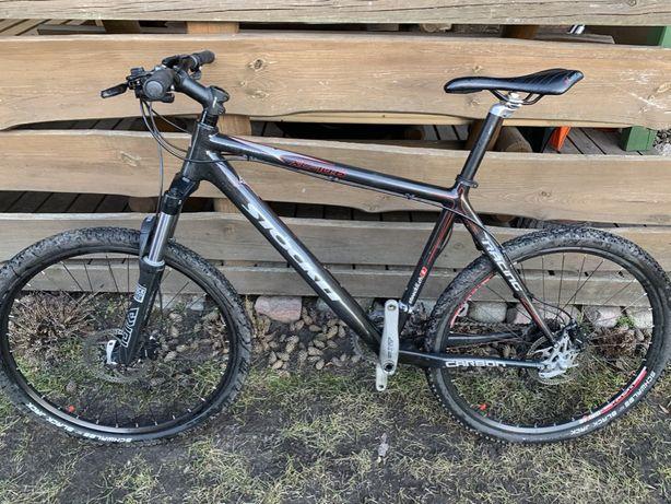 "Rower MTB Stockli carbon XTR XT ROCK SHOX 19"" DT SWISS"