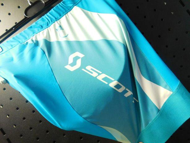 Scott Shadow 10 damskie spodenki rowerowe z wkładką Nowe