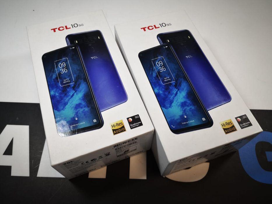 Sklep smartfon TCL 10 5G 6GB 128GB Mercury Gray Gdańsk - image 1