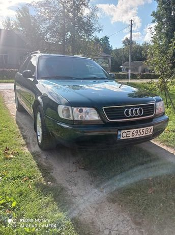 Audi a6 c4 2.0w16 газ/бензин