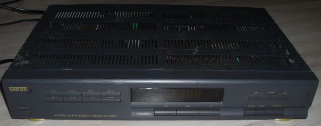 Diora Setron Stereo Synthesizer Tuner AS 500T