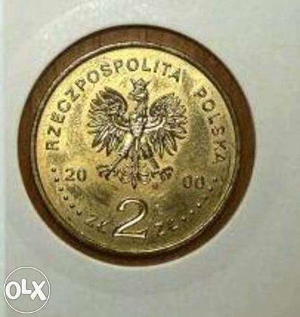 moneta 2 zł okolicznościowe, monety