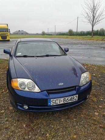 Hyundai Coupe 1,6 uszkodzony