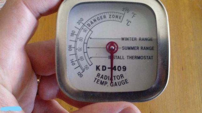 Medidor temperatura radiador kd -409